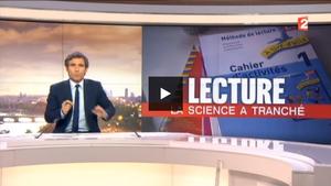 Reportage réalisé par France 2, diffusé au Journal Télévisé de 20H du 15 septembre 2014.